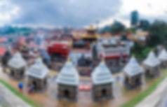 Pashupatinath Temple Complex, Kathmandu Nepal