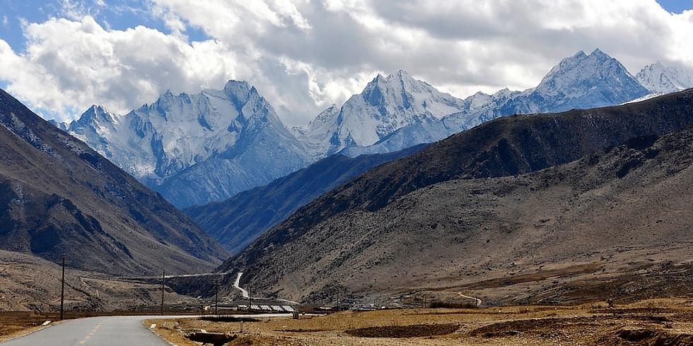 Motorcycle Across Tibet