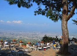 Haatiban Resort above Kathmandu, Nepal