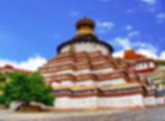 Kumbum Gompa, Gyantse, Tibet