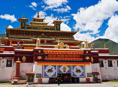 Samaye Monastery, Tibet