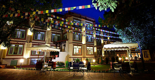 Shambaling Hotel, boutique accomodation in Bouda, Nepal
