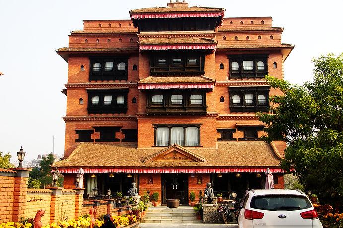 Hotel Heritage, Bhaktapur, Nepal