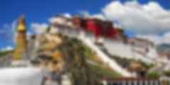 Giant Thanka, Shoton Festival, Drepung Monestary, Tibet