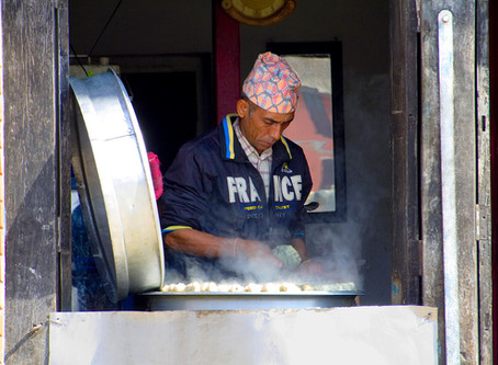 Here are the secrets to cooking traditional Tibetan Momos
