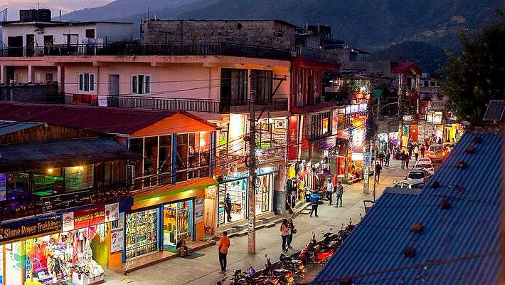 Shopping, Pokhara, Nepal