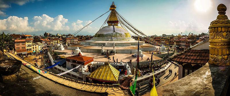 Wax cating statue, Nepal