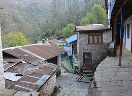 Tikhedhunga village, Annapurna region, Nepal