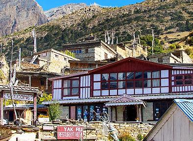 Gyharu village, Nepal