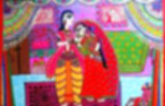 Mithila art work