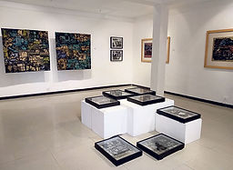 Art gallery, Kathmandu