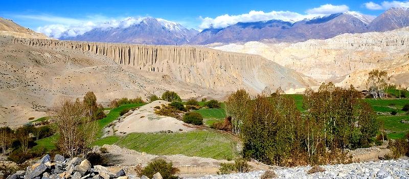 Yara in Upper Mustang, Nepal