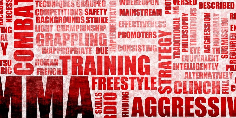 AIMMAA Mixed Martial Arts Fundamentals - Day 1