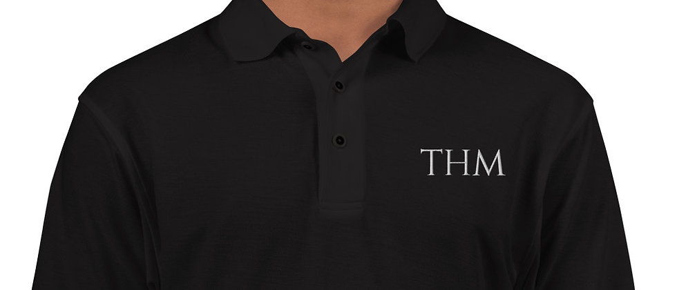THM Men's Premium Polo
