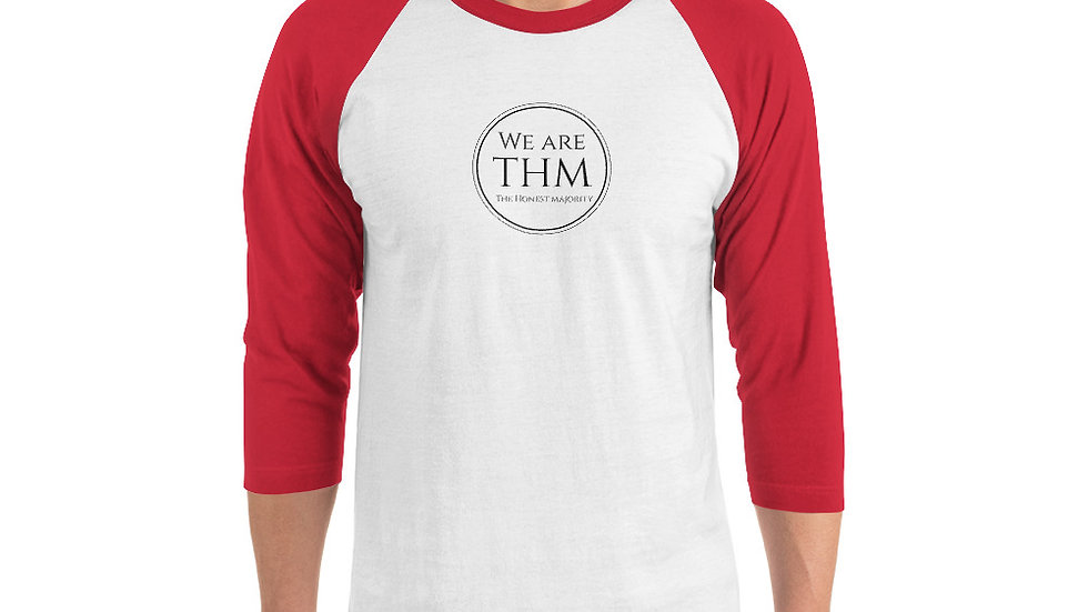 We Are THM 3/4 Sleeve Shirt
