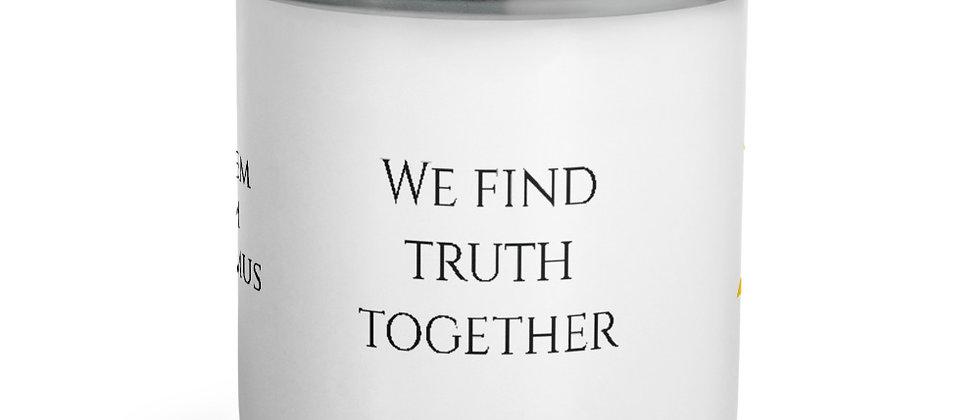 We Find Truth Together