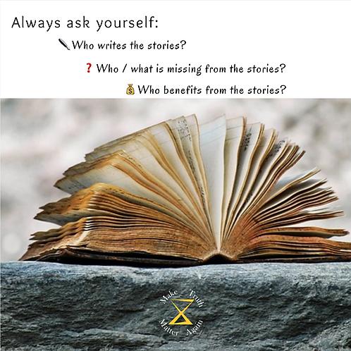 Always ask yourself