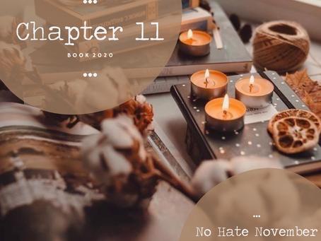 November 2020 Newsletter: No Hate November