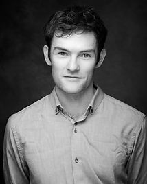 Calum Moore 2019 Headshot (B&W Light Gre