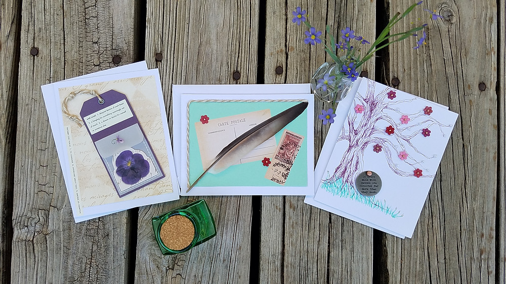 Hand Birthed Cards