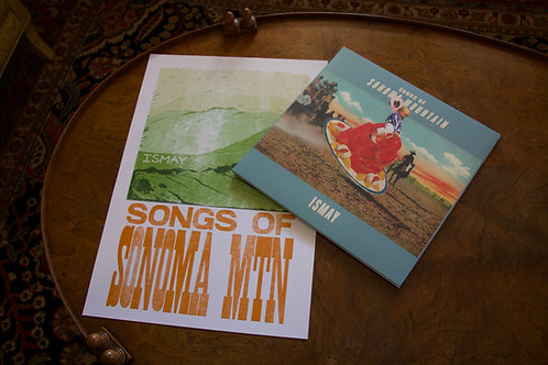 Bundle: Vinyl & Poster