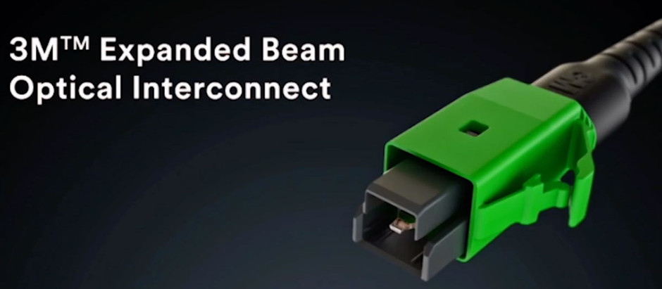 3M Expanded Beam Optical Interconnect Video