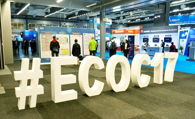 Upbeat ECOC 2017 expo reflects optical comms optimism