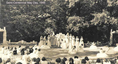 Semi-Centennial May Day 1946