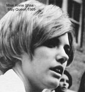 Annie Shea, May Queen 1969