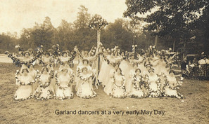 Garland Dancers