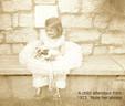 Child Attendant in 1923