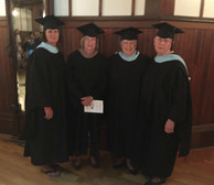 Board members Emily Tyndall, Moye Lowe, Judy Brooks and Patsy Conoley.