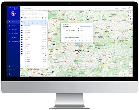 GPS Tracking Platform