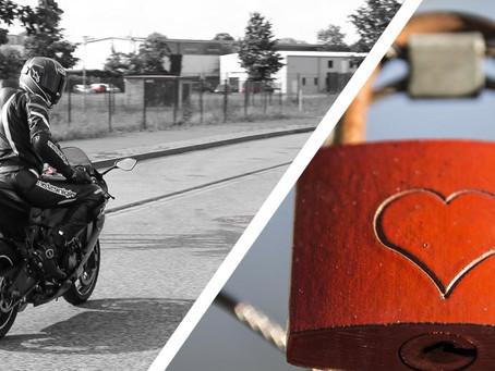 Motorrad gegen Diebstahl absichern - so schützt du dich