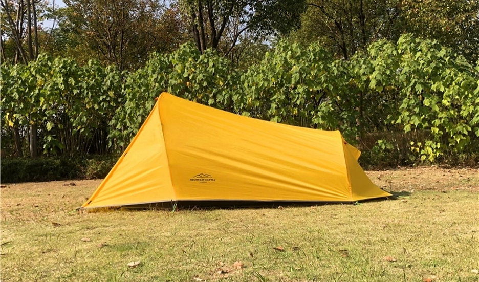 Two-Person Outdoor Tent
