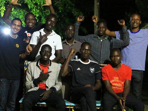 Affirmative Art workshop in Gulu - UGANDA - 2020