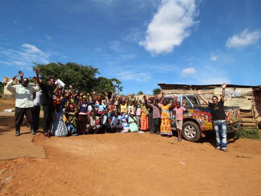 Affirmative Art workshop in Namuganga - UGANDA - 2019
