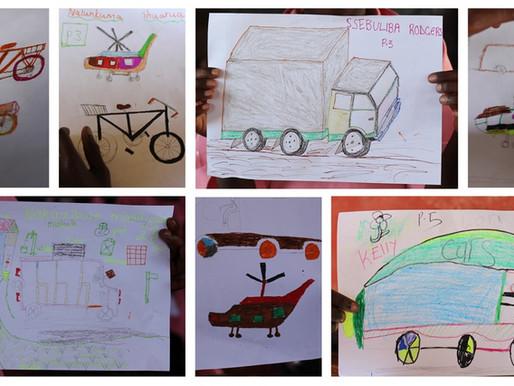 Affirmative Art, Dreams of East Africa- UGANDA - CONGO - RWANDA - KENYA - 2019
