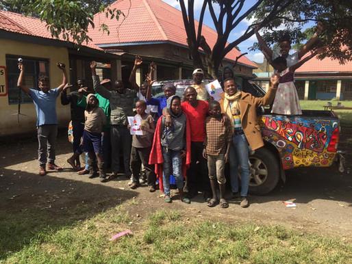 Affirmative Art Nakuru - Kenya 2019