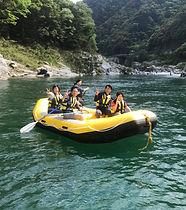 自然徳島のアクティビティ、犬も一緒に遊べます!、皆さん一緒に遊べます!