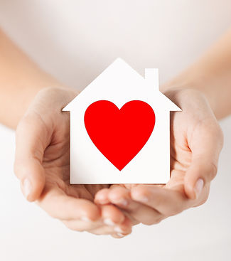 charity, real estate and family home con