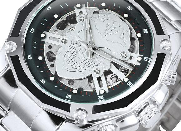 WINNER Automatic Mechanical Watch Men Top Brand Luxury Watches for Men