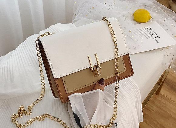 Mini PU Leather Schoulder Bags Woman's Crossbody Tassen Bag Fashion