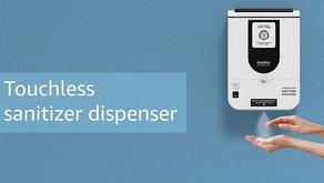 Automatic Sanitizer Dispensers