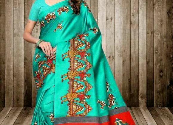Art Silk saree