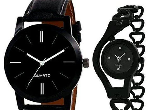 Pair of watches for him and for her