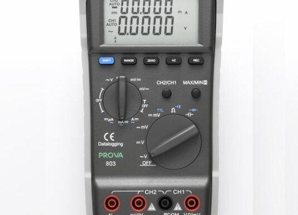 PROVA-803 Precision Datalogging Digital Multimeter
