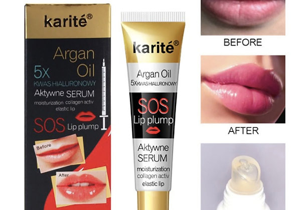 Lip Plumper Care Balm Plump Big Repairing Reduce Fine Lines Increase Pulp Lips