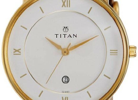 Men's titan watch original