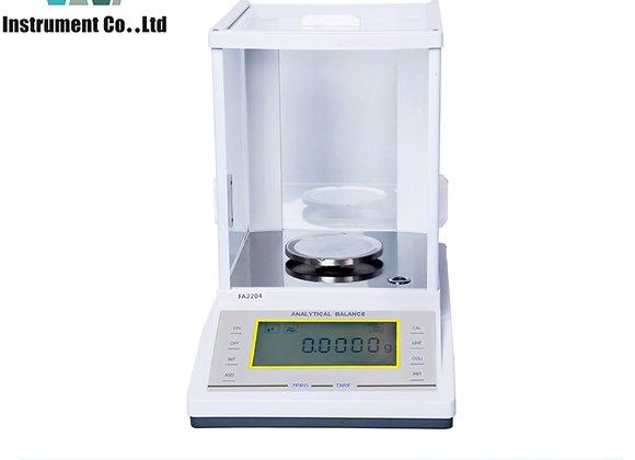 Free Shipping 100g 120g 200 G 220g 0.1mg Analytical Balance Lab Digital Scale
